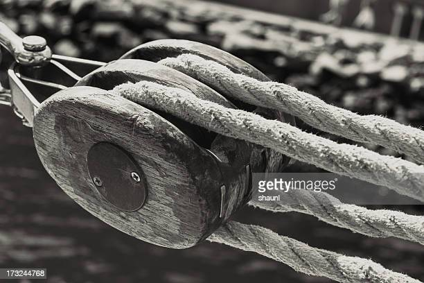 Block and Tackle