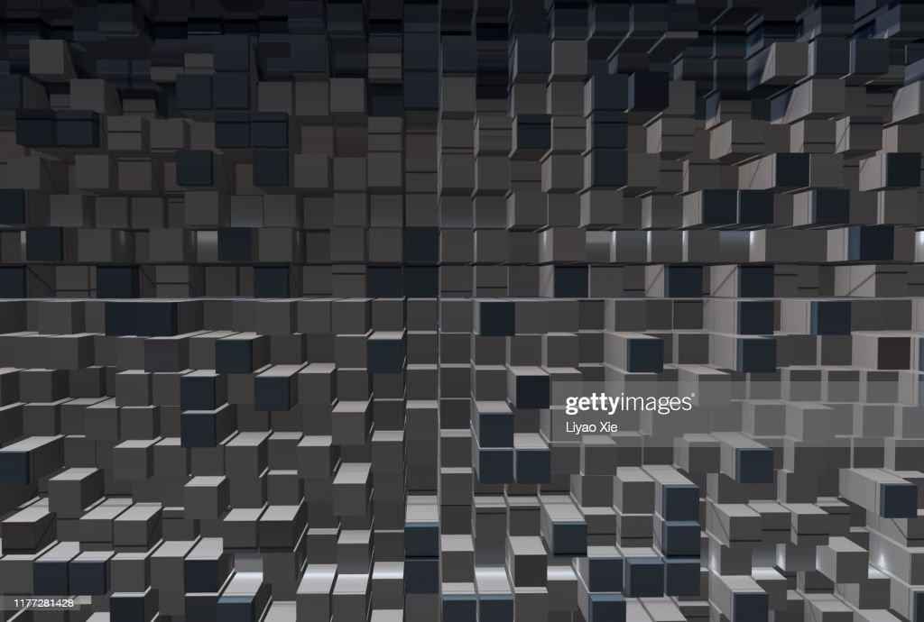 Block pattern : Stock Photo