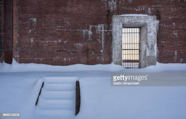 block & white - concentration camp stock pictures, royalty-free photos & images