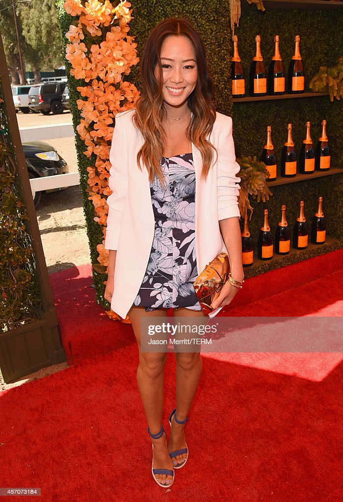 Fifth-Annual Veuve Clicquot Polo Classic, Los Angeles - Red Carpet : Nachrichtenfoto