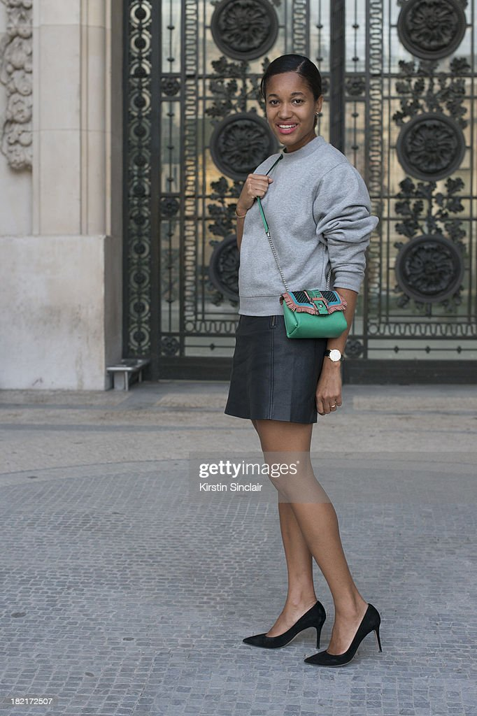Tamu Mcpherson Blog.Blogger And Fashion Editor Tamu Mcpherson Wears Gianvito