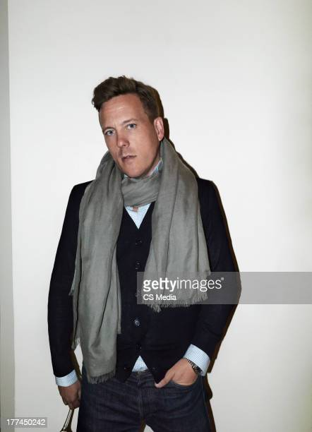 Blogger and fashion photographer Scott Schuman is photographed on May 13 2010 in Berlin Germany