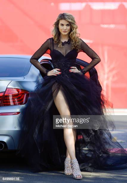 Blogger and Influencer Rachel McCord poses for portrait on March 8 2017 in Los Angeles CaliforniaÊÊ