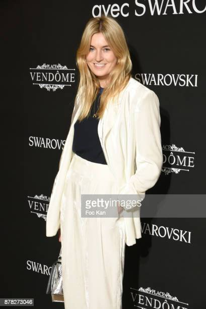 Blogger Camille Charriere attends the 'Vogue Fashion Festival' Opening Dinner on November 23 2017 in Paris France