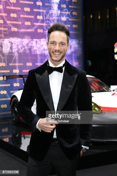 Blogger Daniel Fuchs alias Magic Fox during the GQ Men of the year Award 2017 at Komische Oper on November 9 2017 in Berlin Germany