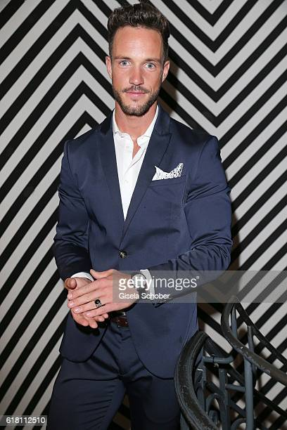 Blogger Daniel Fuchs Instagram Magic Fox during the #Whatdrivesyou event by Cartier Wempe Weinstrasse on October 25 2016 in Munich Germany