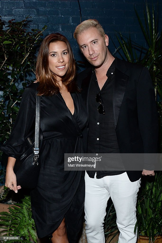 Bollare 10-Year Anniversary Dinner Celebration At Palihouse West Hollywood : News Photo