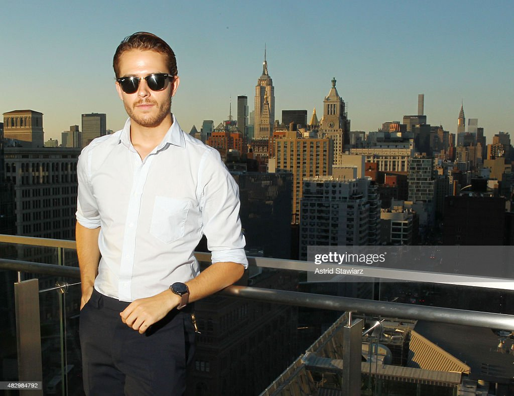 Vector Smartwatch NYC Press Launch : News Photo