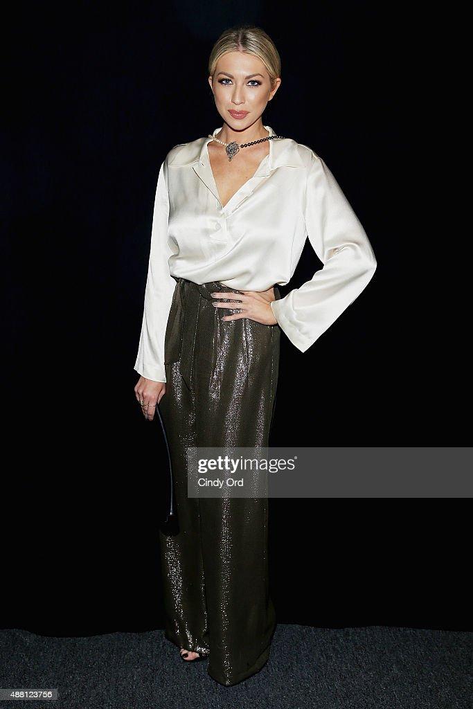 Georgine - Backstage - Spring 2016 New York Fashion Week: The Shows