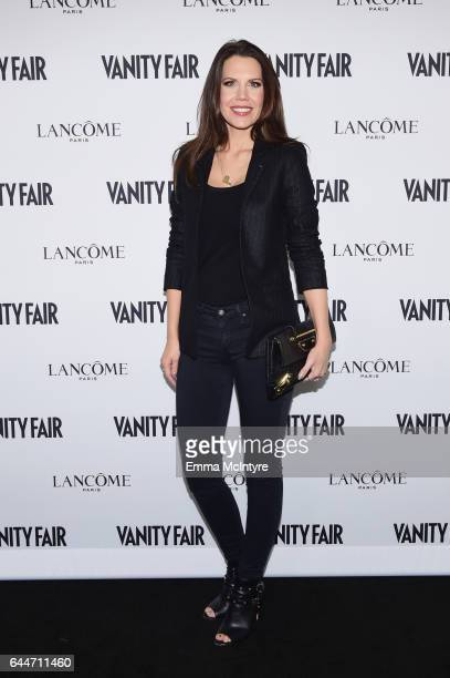 Blogger Tati Westbrook attends Vanity Fair and Lancome Toast to The Hollywood Issue at Chateau Marmont on February 23 2017 in Los Angeles California