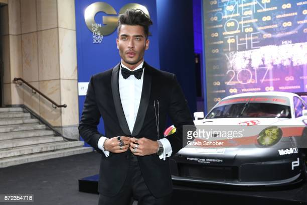Blogger Toni Mahfud during the GQ Men of the year Award 2017 at Komische Oper on November 9 2017 in Berlin Germany