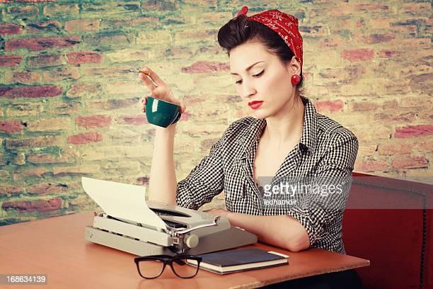 Blogger writer seeking inspiration