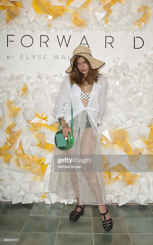 Bloggers Tallulah Willis attends Soho Desert House with Bacardi and Spotify Day 1 on April 11, 2014 in La Quinta, California.