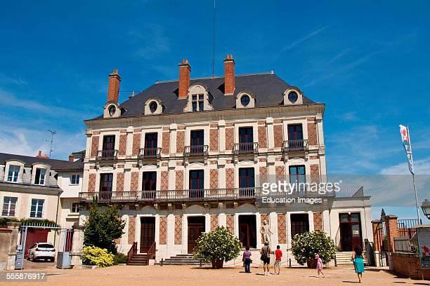 Blois, Loire Valley, France.