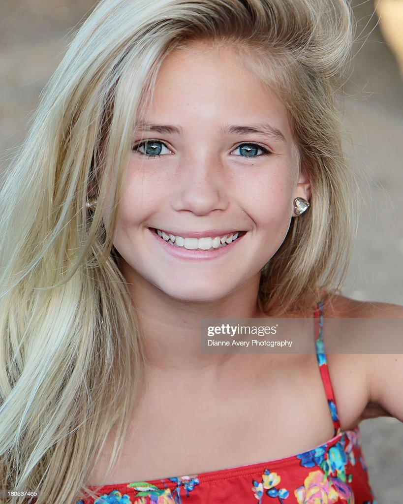Blond Surfer Girl Stock Photo Getty Images