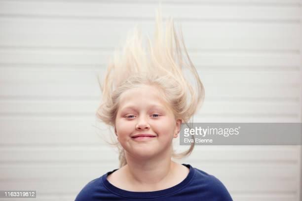 Hair white long girls with 57 Cute