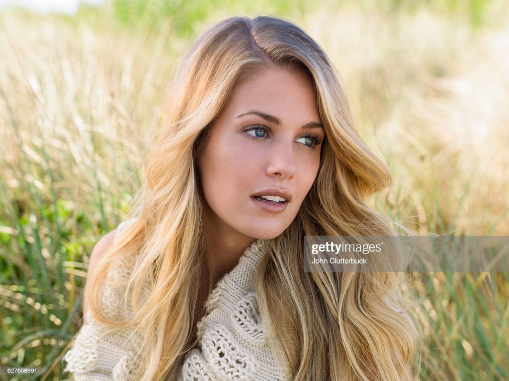 Blonde Hair Model Pictures   Best Hairstyles 2018