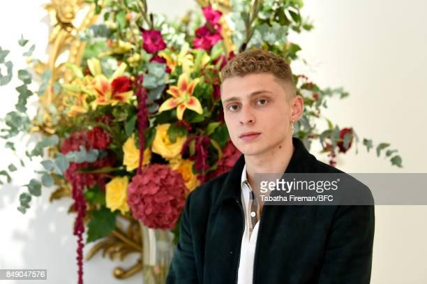 Blondey McCoy attends the Stephen Webster x Thames London presentation during London Fashion Week September 2017 on September 18 2017 in London...