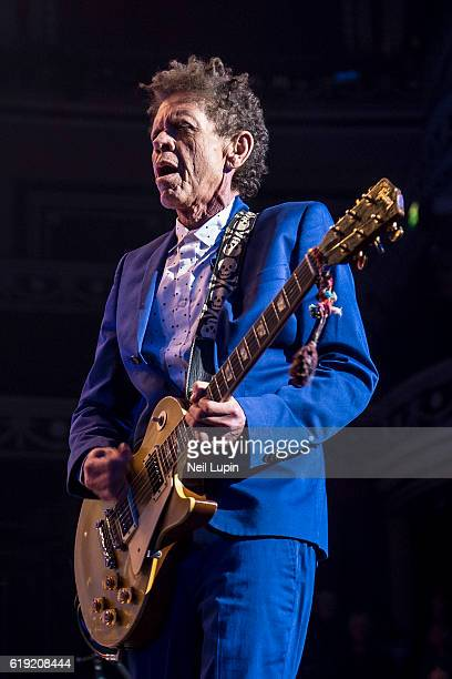 Blondie Chaplin performs Pet Sounds with Brian Wilson at the Royal Albert Hall on October 28, 2016 in London, England.