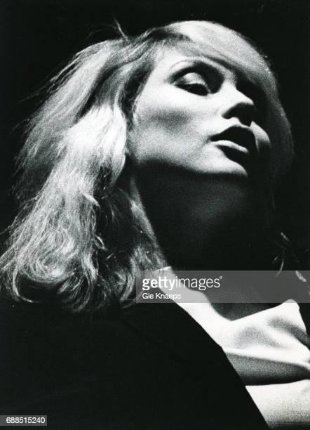 Blondie Deborah Harry Jazz Bilzen Festival Bilzen België 1978