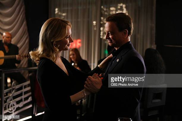 Blood Actually On Valentine's Day Det Mac Taylor and the team tackle three twisted tales of love gone wrong on CSI NY Friday Feb 15 on the CBS...