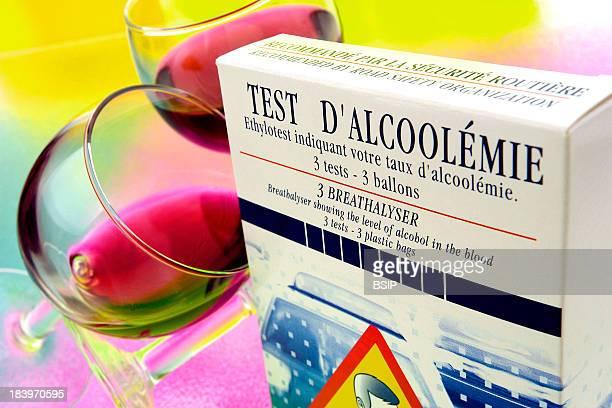 Blood Alcohol Level Test BAL