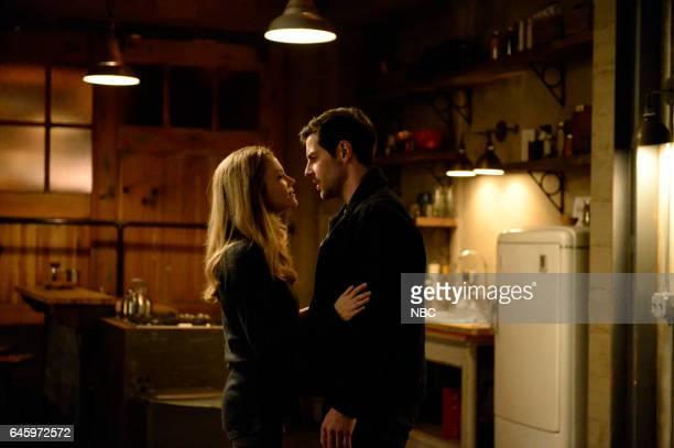 "Blood Magic"" Episode 610 -- Pictured: Claire Coffee as Adalind Schade, David Giuntoli as Nick Burkhardt --"