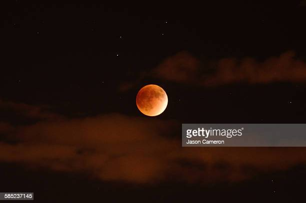 Blood Moon Eclipse 2-27-2015