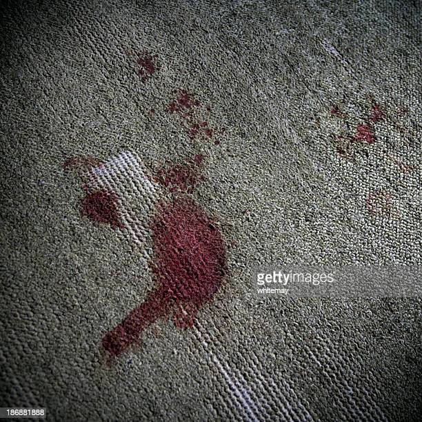 blood on the carpet - blood photos stock pictures, royalty-free photos & images