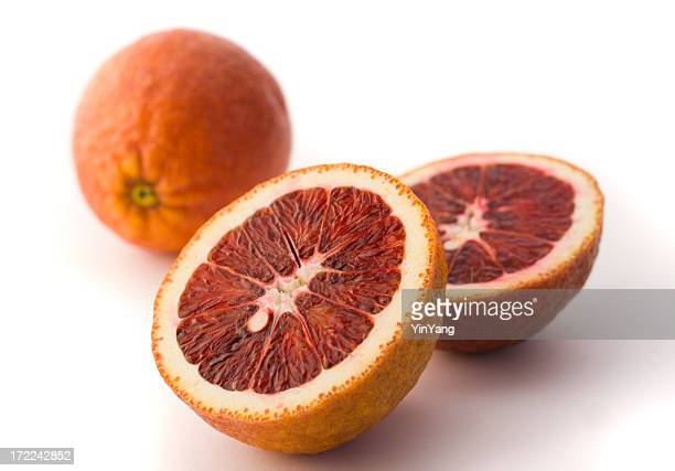 Blood Orange on White Hz