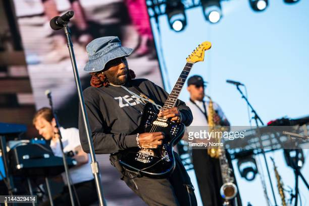 Blood Orange performs during the 2019 Coachella Valley Music And Arts Festival on April 21 2019 in Indio California