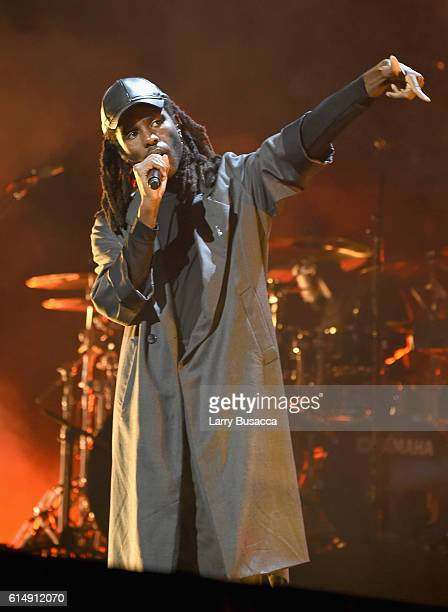 Blood Orange performs onstage during TIDAL X 1015 on October 15 2016 in New York City