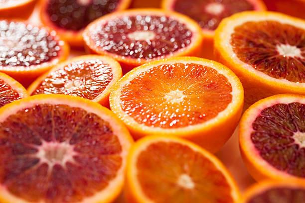 Blood Oranges Wall Art