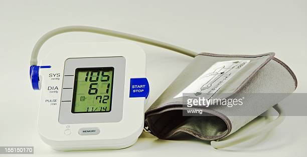 Blood Pressure  ..  Electric Sphygmomanometer