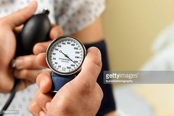 Blood Pressure Gauge, medical Exam