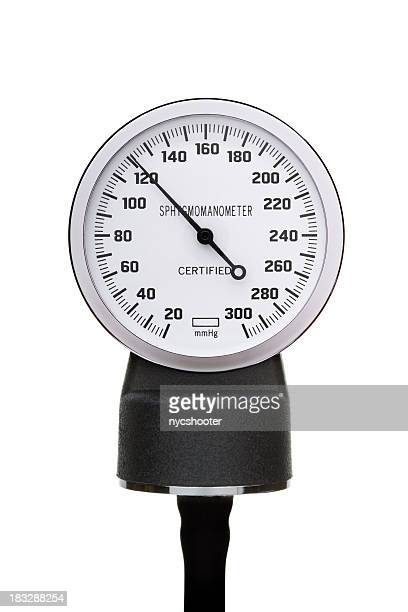 blood pressure gauge - gauge stock pictures, royalty-free photos & images