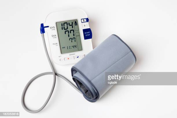 Blood pressure monitor to watch ones health