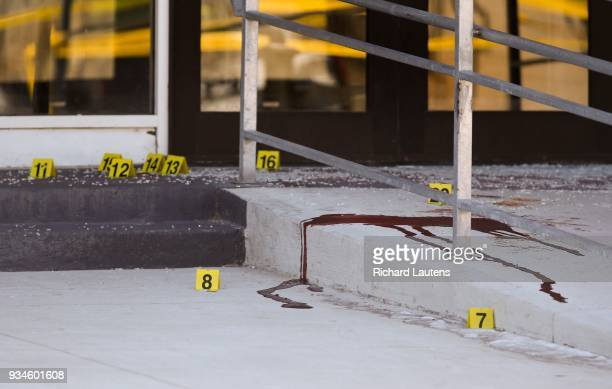 260 Evidence Marker Photos And Premium High Res Pictures Getty Images