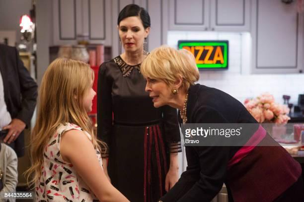 OUT Bloodbath Episode 310 Pictured Erin Gerasimovich as Hazel Weber Jill Kargman as Jill Weber Joanna Cassidy as Candace Von Weber