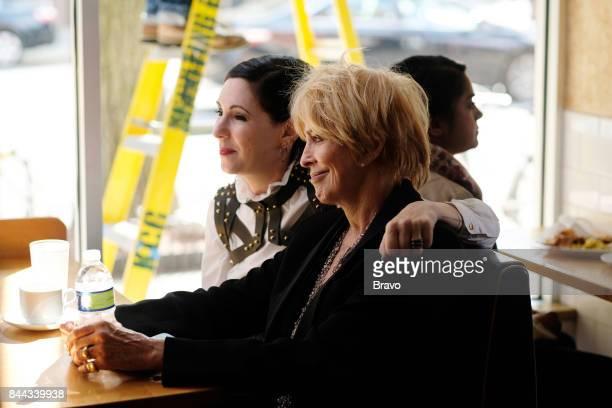 OUT Bloodbath Episode 310 Pictured Jill Kargman as Jill Weber Joanna Cassidy as Candace Von Weber