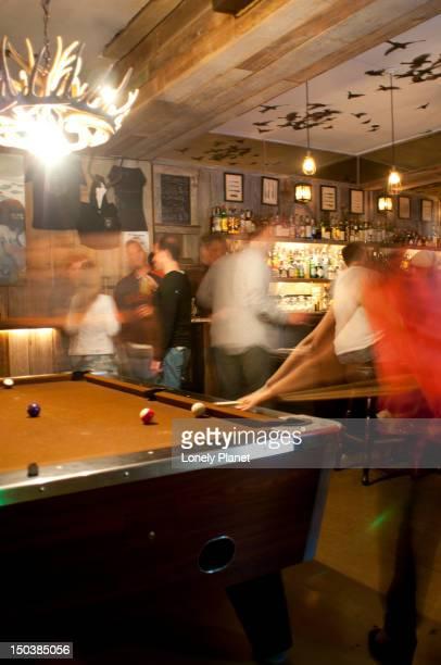 Bloodhound bar.