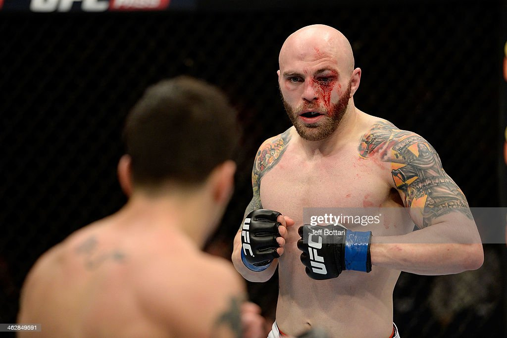 UFC Fight Night - Nijem v Edwards : News Photo