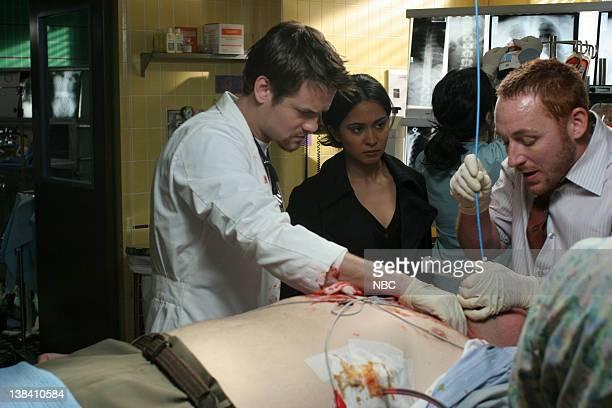 ER 'Bloodline' Episode 1 Air Date Pictured Shane West as Doctor Ray Barnett Parminder Nagra as Doctor Neela Rasgotra Scott Grimes as Doctor Archie...