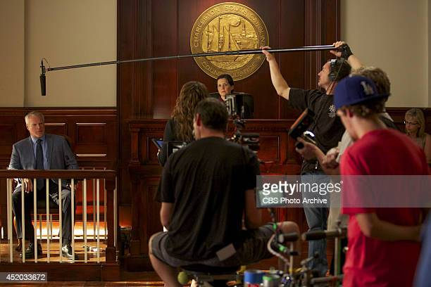 'Bloodstone'Behind the scenes on the set of the CBS drama RECKLESS scheduled to air on the CBS Television Network Pictured LR David Keith as Pat...