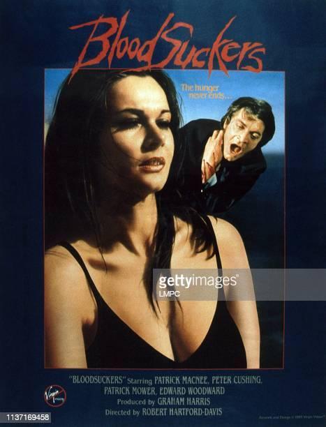 Bloodsuckers poster poster Imogen Hassall 1971