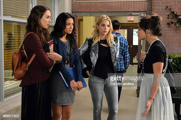 LIARS 'Bloody Hell' The girls actions create a devastating aftershock for one of the Liars in Bloody Hell an allnew episode of ABC Familys hit...