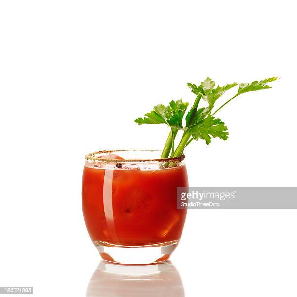 bloody mary cocktail - bloody mary stock photos and pictures