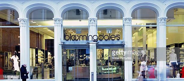Bloomingdales Broadway New York 2008Panoramic ViewCityscape City View Architect