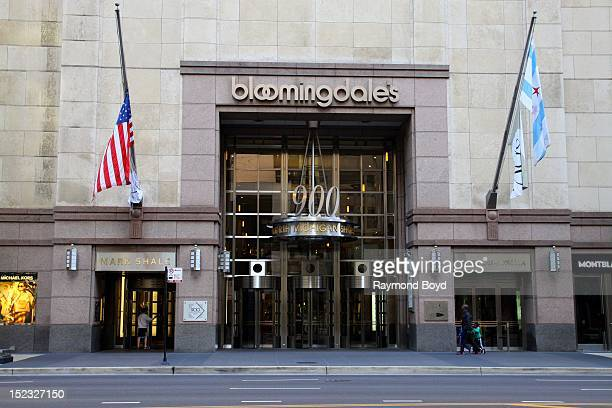 Bloomingdale's in Chicago Illinois on SEPTEMBER 16 2012