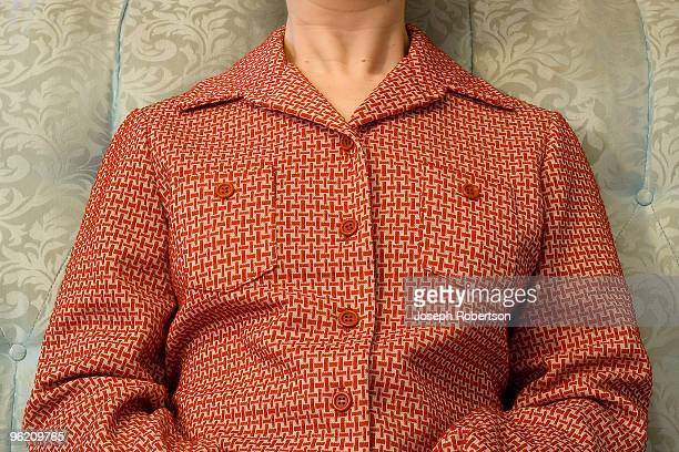 blouse on a couch |  - brocade stock pictures, royalty-free photos & images